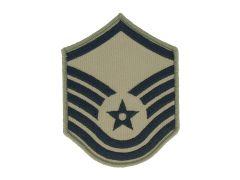 AIR FORCE CHEVRON, MASTER SERGEANT, ABU, SMALL