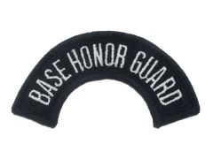 AIR FORCE TAB, BASE HONOR GUARD WIDE