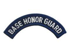 AIR FORCE TAB, BASE HONOR GUARD
