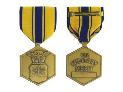 Air Force Commendation Large Medal