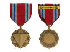 Air Force Combat Readiness Large Medals