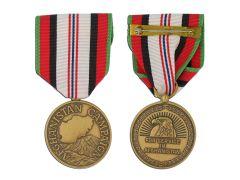 Afghanistan Campaign Large Medal