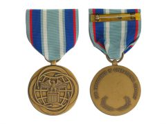Air Force Air & Space Campaign Large Medal